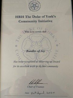 duke of york award